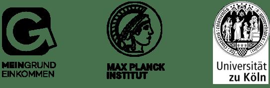 Mein Grundeinkommen, Max Planck Institut und Universität zu Köln